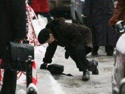 В зимнюю пору автодороги Киева будут присыпать свежим, природоохранным, реагентом