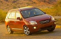 Киа Каренс, Карнивал и Рио приобрели премию Consumer Guide Automotive 2009