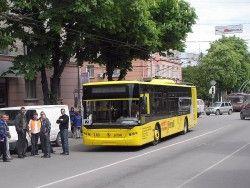 В Одессе в два раза поднимается в цене автотранспорт