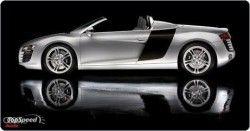 Ауди представит R8 V10 в Детройте. Модификация Спайдер будет показана немногим позднее