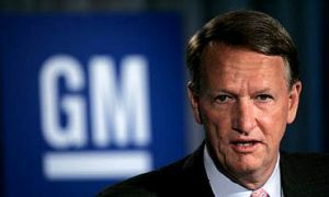 General Motors и Крайслер не исключают возможности слияния