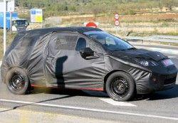 Разведывательные фото нового Ситроен C3!