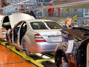 Даймлер снижает изготовление в Германии