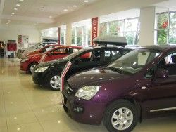 """Организация """"Киа Motors Украина"""" повысила собственную долю на авторынке"""