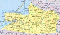 Калининградские автолюбители закрыли мост на границе с Литвой