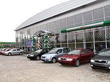 «Еврокар» продолжает изобретение свежих автосалонов Шкода