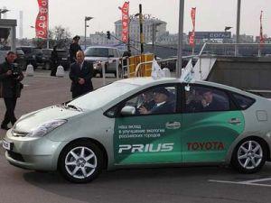 Правительство Города Москва пересядет на смешанные машины