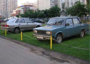 Киев действительно введет денежные штрафы за поломку газонов