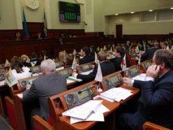 Киевсовет принял коммерческий приезд в столицу для временных авто