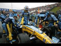 Рено F1 ожидают многочисленные уменьшения