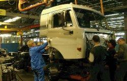 """""""КамАЗ""""ждет понижение изготовления грузовых автомобилей на 26%"""