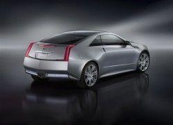 General Motors отменил возникновение Кадиллак CTS Купе до лета 2010 года