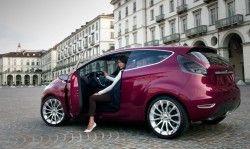 """Фиеста ECOnetic назвали самым распространенным """"зеленым"""" авто в Англии"""