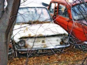Из ЮЗАО Города Москва вывезли около 5 000 покинутых авто