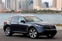 Инфинити FX – самый лучший внедорожник-SUV 2009 года