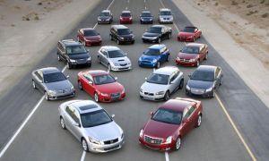 Реализации авто в Соединенных Штатах в начале января снизились до 27-летнего максимума