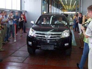 Японский автомобильный рынок стал №1 во всем мире