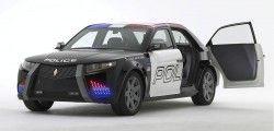 Carbon Моторс разрабатывает супер-кар для милиции