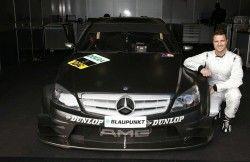 Ralf Schumacher подписал договор с Мерседес