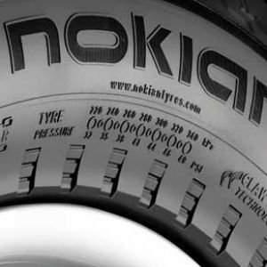 Nokian невзирая на упадок повысила реализации на 5,5%. Проекты на 2009 год