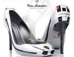 Организация Ламборгини продемонстрировала женские туфли