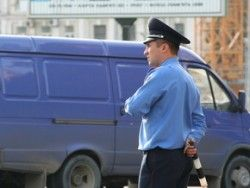 ГАИ направилась на обнаружение нарушений милиционерами