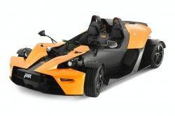 KTM и ABT Sportsline соединяются для X-BOW