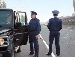 В Киеве на взятке словили инспектора ГАИ