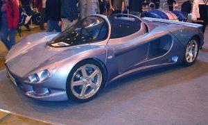 Vision Sportscars представляет супер-кар МК2 Minotaur