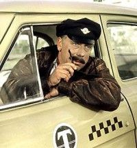 Орда такси в Киеве будет коммерческой