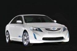 Тойота продемонстрировала HC-CV (гибрид Камри)