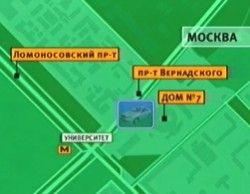 Авто сшиб 5 человек на проходе в городе Москва