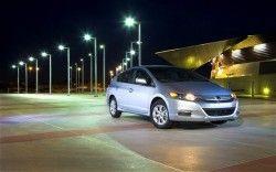 Хонда рассчитывает повысить план изготовления Insight Гибрид
