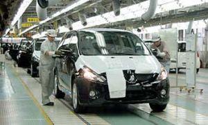 В начале января Мицубиси уменьшила изготовление на 54%
