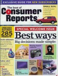 Consumer Reports объявил японские автомашины самыми лучшими во всем мире
