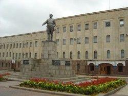 В Кировограде состоялась акция протеста автолюбителей против штрафов