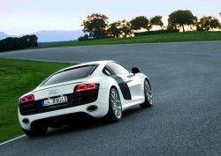 Первая североамериканская Ауди R8 V10 реализована за 500 000 $