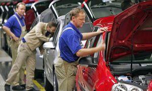 Шестнадцати автомобильным заводам Европы угрожает закрытие