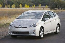 Тойота доказывает 4,8 л. на 100 км для Приус 2010