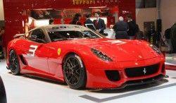 Феррари 599ХХ – новая игрушечка для миллионеров
