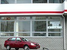 На Украине начали закрывать автомобильные салоны