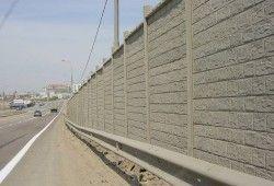 Вдоль киевских дорог будут шумозащитные барьеры