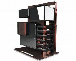 БМВ спроектировал образец Hi-End Gaming PC Tower