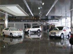 Свежие расценки на Тойота в «Автосамите на Столичном»