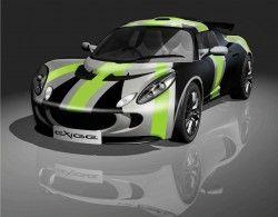 Проект электромобиля от Лотус  окончен