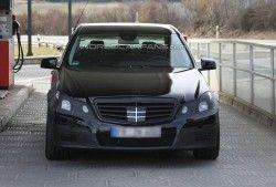 Хэтчбек Мерседес E63 AMG