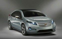 Chevrolet Вольт будет у официальных дилеров в начале ноября 2010