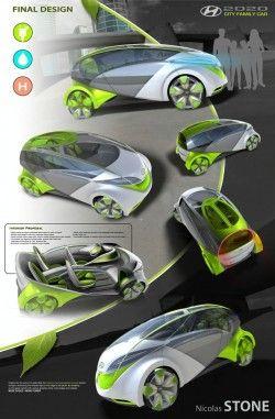 Концепт Хендай City Car 2020