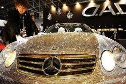 Немецкие производители автомобилей могут проглядеть автомобильный салон а Токио