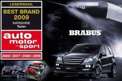 Brabus - «Лучший брэнд 2009»
